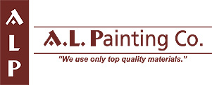 House Painting Services : Interior and Exterior Residential Homes | A.L. Painting Co. Logo