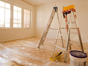 interior house painting prep roswell ga