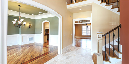 Our uniformed staff of residential painters includes interior and exterior house painting professionals who are licensed, insured and committed to excellence in service to our customers.